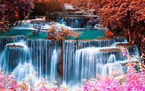 waterfall-colorful-deep-forest-cropped