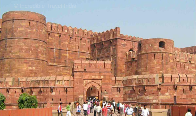 rajasthan agra fort palaces packages