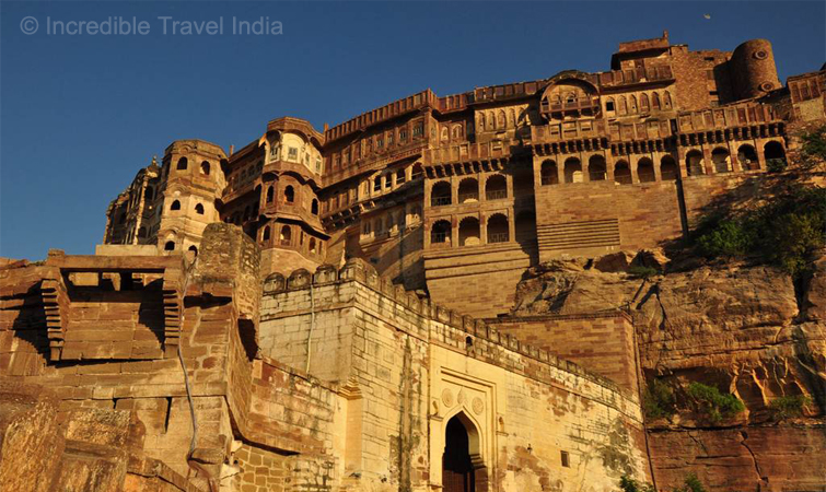 incredibletravelindia forts of rajasthan state