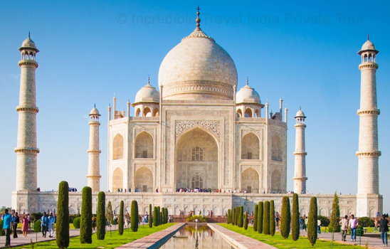 taj majal special tour destination package
