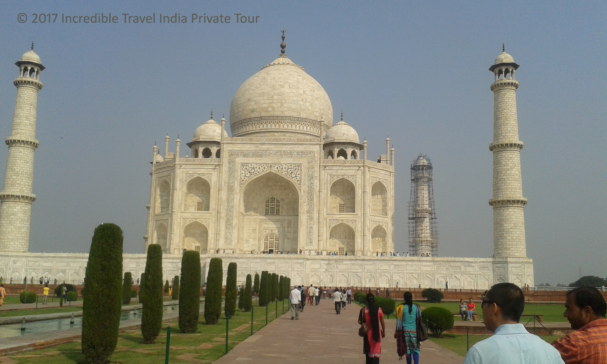 taj mahal seven wonder in world