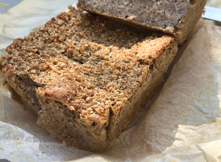 Sourdough buckwheat bread (GF)