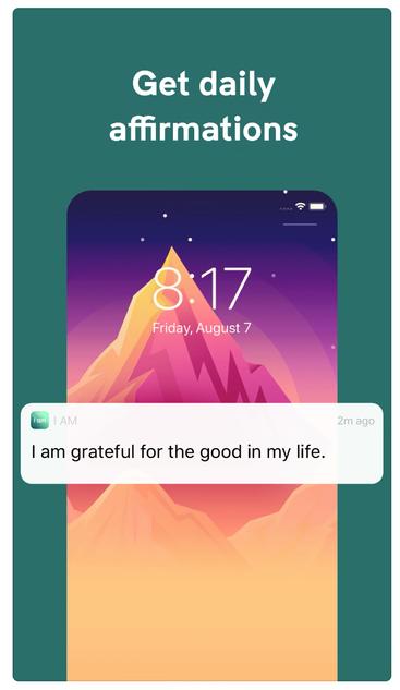 I AM app