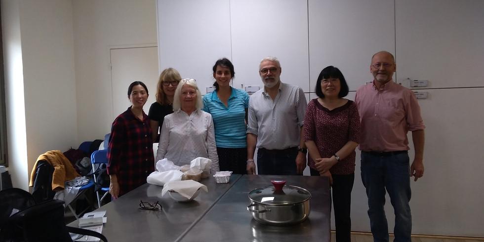 Atelier de cuisine chinoise