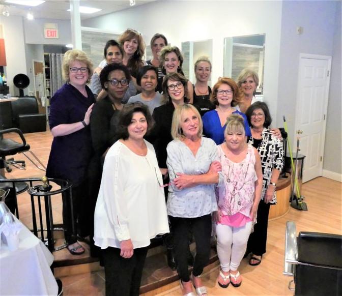 Fredric & Co. Salon Day for STAR Raises Over $1,600 (Darienite)