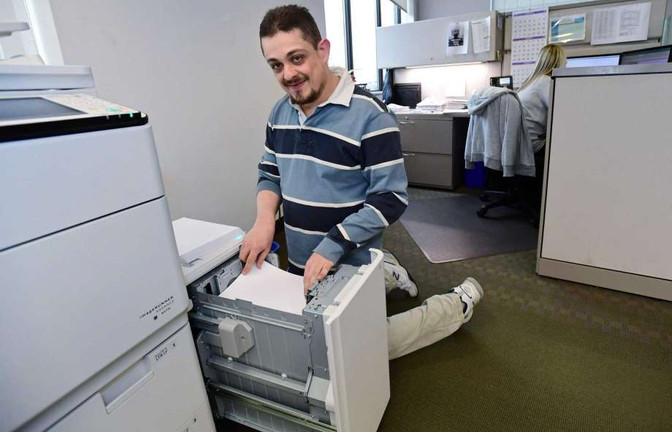 Norwalk organization connects developmentally disabled to meaningful employment