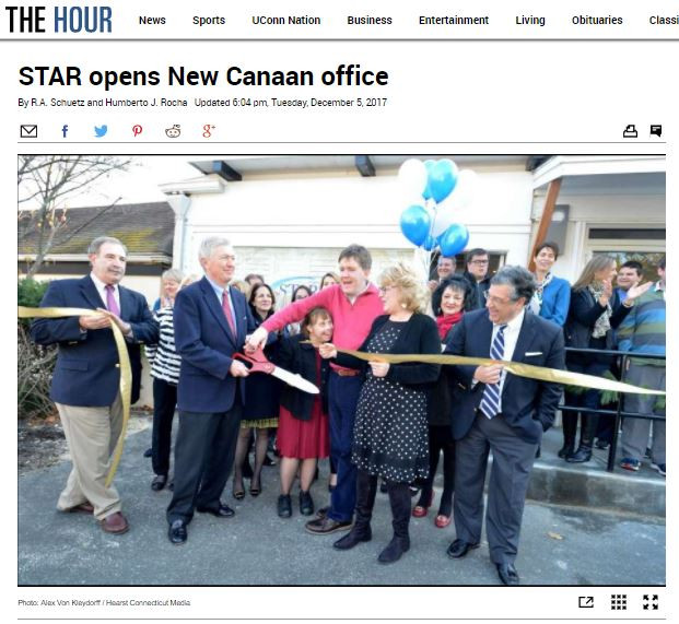 "The Hour: ""STAR opens New Canaan office"""