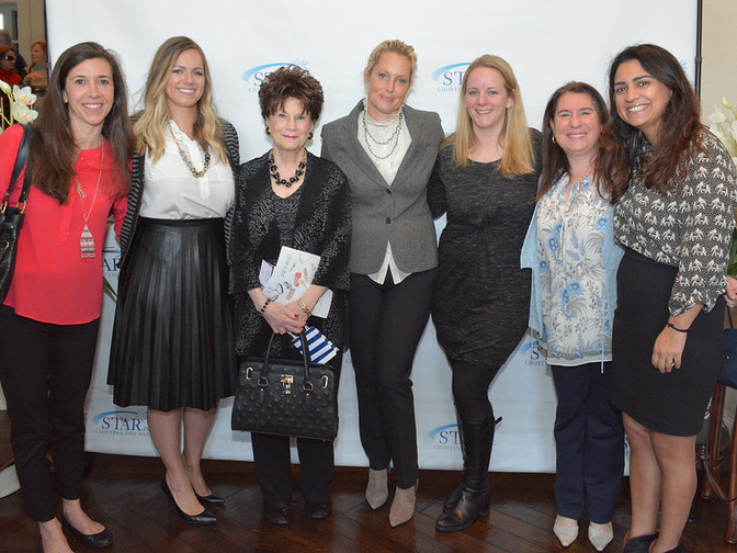 """Happily Ali After"" Luncheon with Comedian Ali Wentworth for STAR Inc...Lighting the Way."