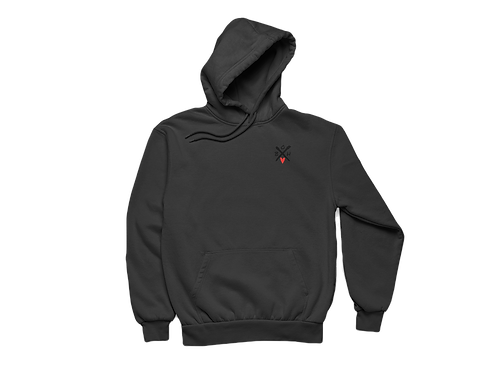 Four Point Hoodie
