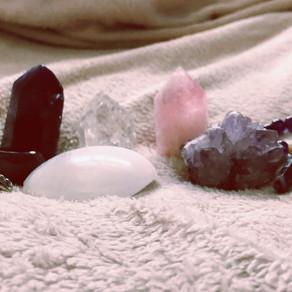 Mon rituel de purification des pierres - Lithothérapie