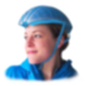 EcoHelmet folding recyclable helmet
