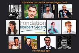 NissActive, finalist in the Norbert Ségard Foundation contest