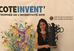 Sciences and Nature price, Inventiveness Trophy COTE INVENT'2019