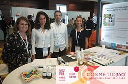 NissActive au salon Cosmetic 360