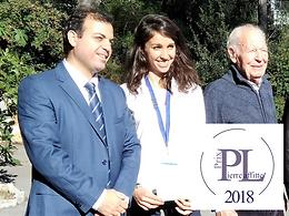 3ème place, Prix Pierre Laffitte