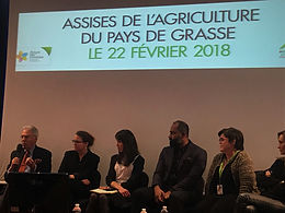 First Agricultural Convention in Grasse