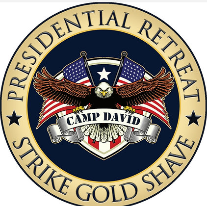 CAMP DAVID SHAVE PRODUCTS