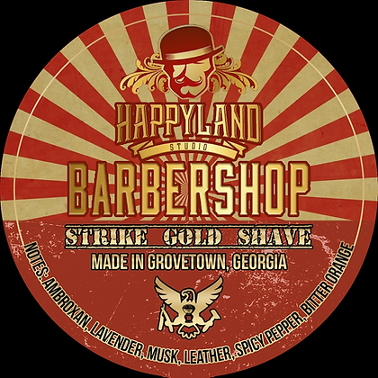 Happyland  Barbershop. 9/28