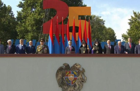 Armenian Assembly Congratulates Armenia on 25 Years of Independence