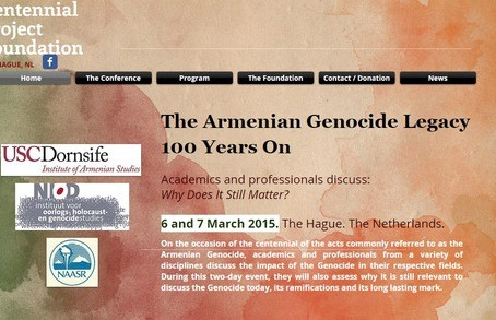 Conference:The Armenian Genocide's Legacy, 100 Years on