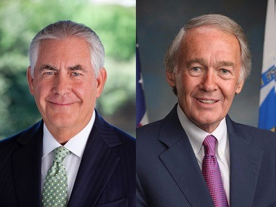 Secretary of State Nominee Rex Tillerson Supports Peaceful Resolution in Artsakh