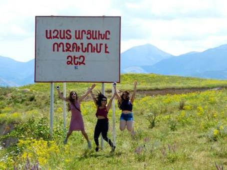 Armenian Assembly's Summer Internship Program in Armenia Underway