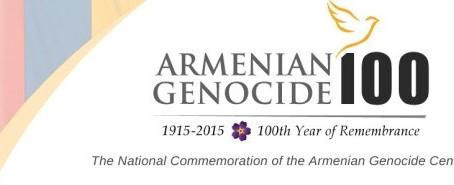 Washington, DC Armenian Genocide Centennial Schedule of Events