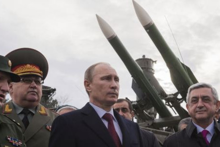 Russia To Upgrade Joint Air Defense With Armenia
