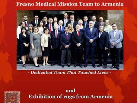 Mission to Armenia Presentation in Fresno