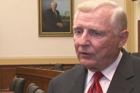 Ex-U.S. Congressman Quits Azerbaijani Lobby Group, Citing Nonpayment
