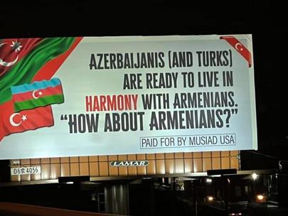 Turkey and Azerbaijan Continue Shameful Whitewashing Campaign