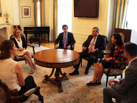 Armenian Assembly Interns Complete Another Successful Summer in D.C.