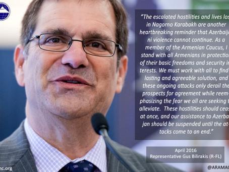 Statement by Rep. Gus Bilirakis (R-FL)