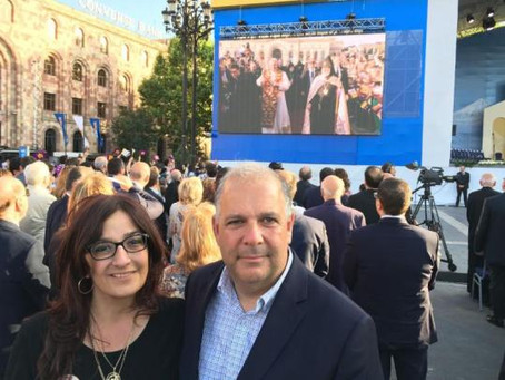 Armenian Assembly of America Reflects on Pope Francis' Trip to Armenia