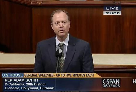Rep. Adam Schiff Reads Open Letter to Turkish People on the Armenian Genocide on House Floor
