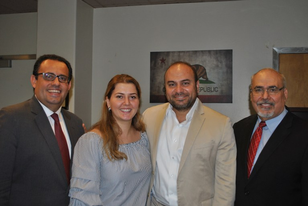 CA State Assemblymember Adrin Nazarian