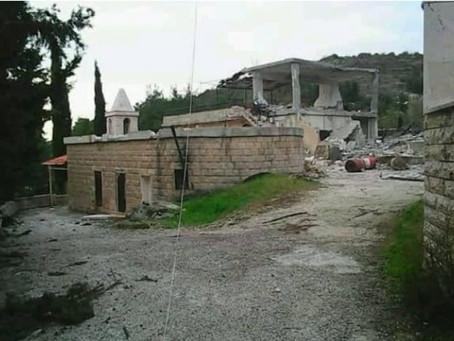 St. Gevorg Armenian Church in Syria Partially Damaged by Militants