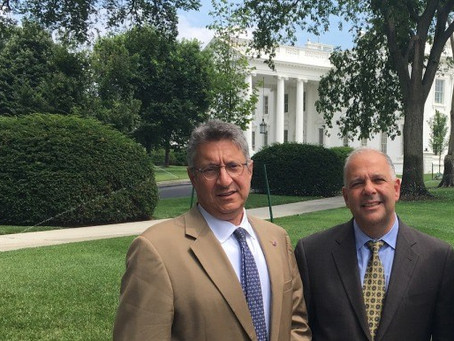 Armenian Assembly of America Co-Chairs Advance Key Priorities in D.C.