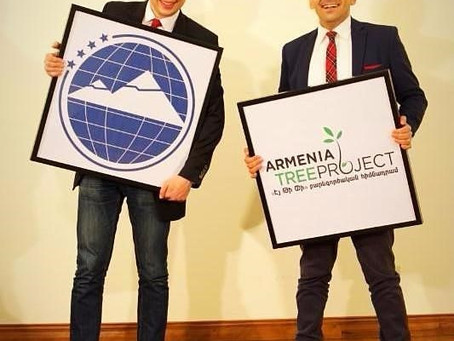 ArmComedy Sold Out in All Three Cities Benefitting the Armenian Assembly & Armenia Tree Project