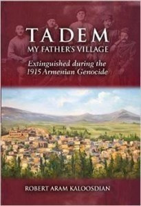 Kaloosdian's Book on Tadem Continues to ReceivePraise