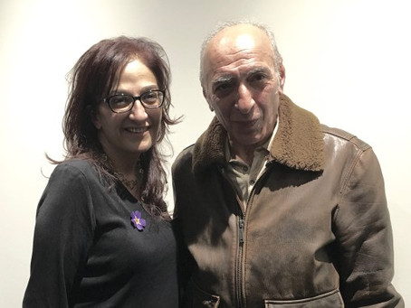 Analyzing the History: French Armenian Scholar Holds Lecture on Genocide Study