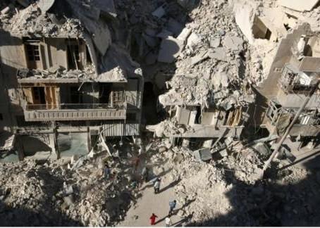 Aleppo's Armenian Christian Neighborhoods Targeted By Jihadi (and Turkish) Rockets