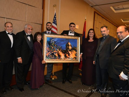 Knights & Daughters of Vartan National Grand Convocation in Washington Focus on Service Leadership