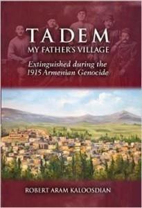 Kaloosdian Hits Home with 'Tadem' Book