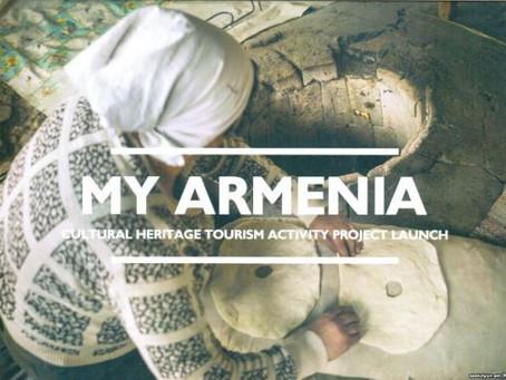 "U.S. Agencies Partner for ""My Armenia"" Cultural Tourism Project"