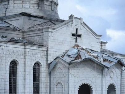 AAA Strongly Condemns Shelling of Armenian Church and Calls Upon International Community to Act
