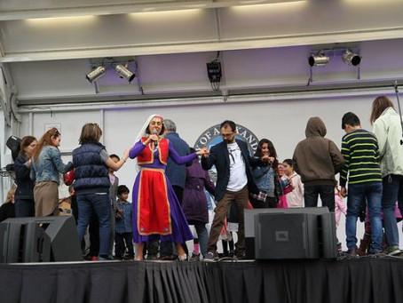 Armenia Represented at City of Alexandria's Inaugural International Festival