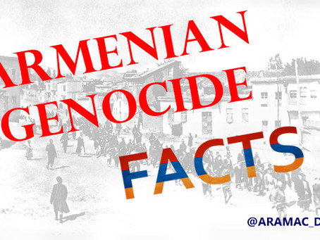 Armenian Genocide FACTS and RESOURCES