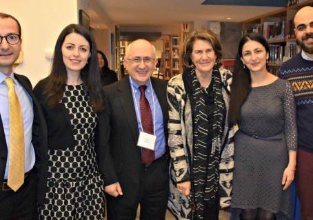 Clark University Grants First-Ever Doctoral Degree in Armenian Genocide Studies