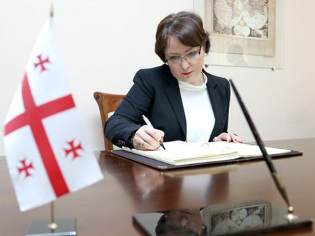 Armenia, Georgia Sign 2016 Military Cooperation Plan